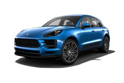 Lease Porsche Macan car leasing