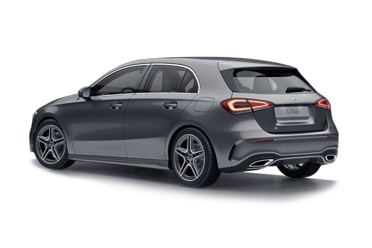 Mercedes-Benz A Class A200 Hatch 5Dr 2.0 d 150PS Sport 5Dr 8G-DCT [Start Stop] back view