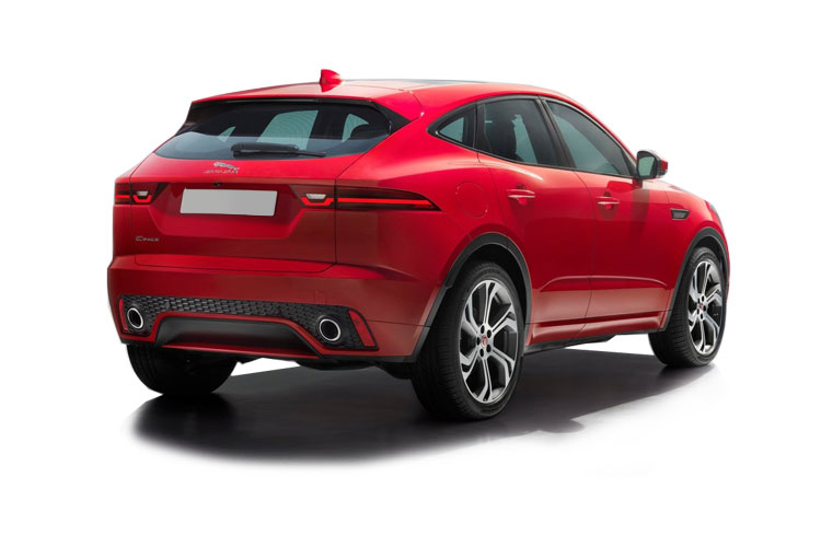 Jaguar E-PACE SUV AWD 2.0 i 200PS R-Dynamic HSE 5Dr Auto [Start Stop] back view