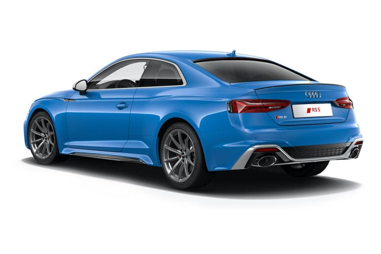 Audi A5 40 Coupe 2Dr 2.0 TFSI 190PS Black Edition 2Dr Manual [Start Stop] [Technology] back view