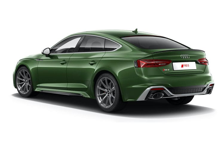 Audi A5 35 Sportback 5Dr 2.0 TDI 150PS Black Edition 5Dr S Tronic [Start Stop] [Technology] back view