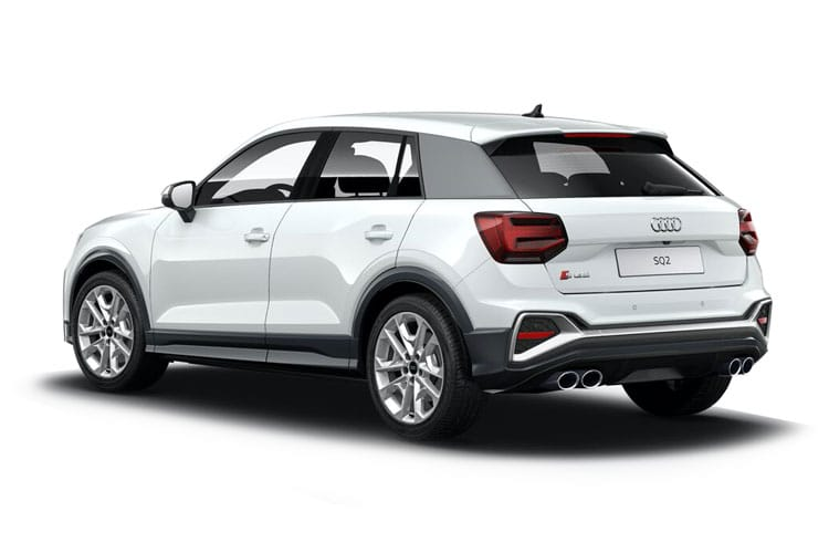 Audi Q2 35 SUV 5Dr 1.5 TFSI CoD 150PS Sport 5Dr S Tronic [Start Stop] back view
