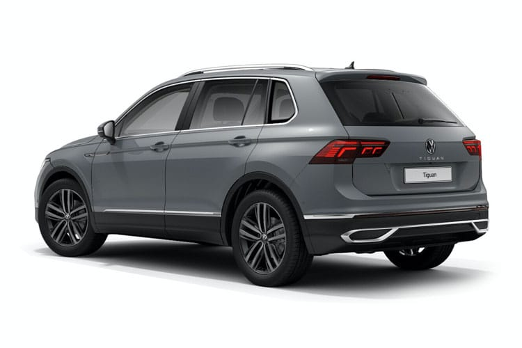 Volkswagen Tiguan SUV 2wd SWB 1.5 TSI 150PS Elegance 5Dr DSG [Start Stop] back view