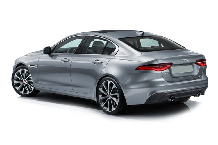 Jaguar XE Saloon 2.0 d 180PS R-Dynamic HSE 4Dr Auto [Start Stop] back view
