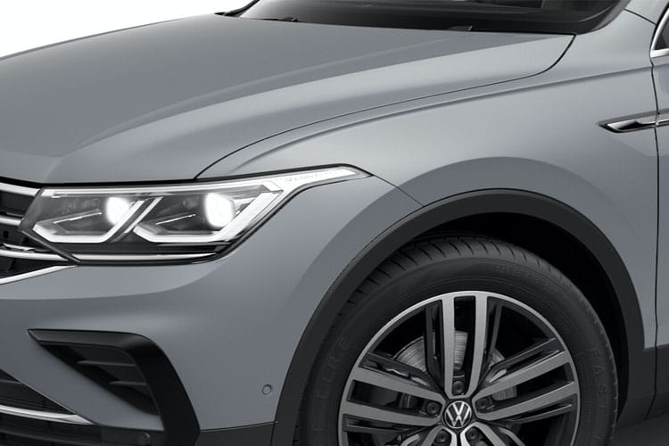 Volkswagen Tiguan SUV 2wd SWB 1.5 TSI 150PS Elegance 5Dr DSG [Start Stop] detail view