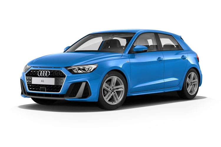 Audi A1 30 Sportback 5Dr 1.0 TFSI 116PS Sport 5Dr S Tronic [Start Stop] front view