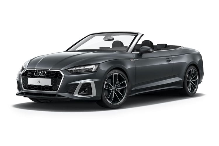 Audi A5 40 Cabriolet 2Dr 2.0 TDI 190PS Sport 2Dr S Tronic [Start Stop] [Technology] front view