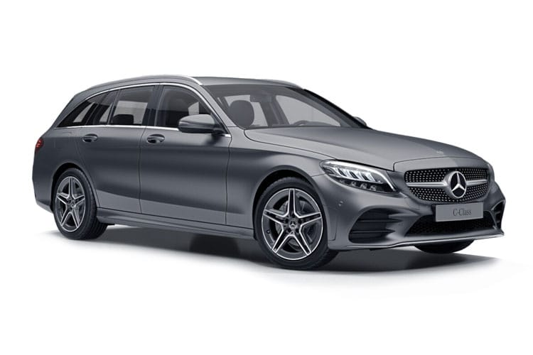 Mercedes-Benz C Class AMG C43 Estate 4MATIC 3.0 V6 390PS Edition Premium Plus 5Dr G-Tronic+ [Start Stop] front view