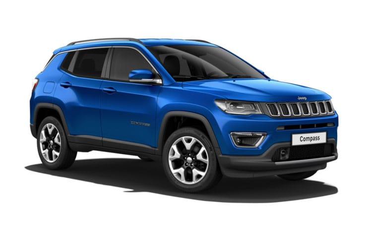 Jeep Compass SUV FWD 1.4 T MultiAirII 140PS Limited 5Dr Manual [Start Stop] front view