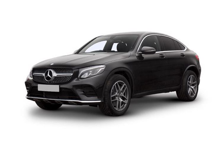 Mercedes-Benz GLC GLC300 Coupe 4MATIC 2.0 d 245PS AMG Line Premium 5Dr G-Tronic+ [Start Stop] front view