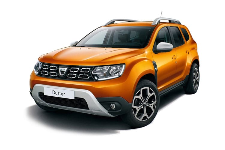 Dacia Duster SUV 4wd Selectable 1.5 Blue dCi 115PS Prestige 5Dr Manual [Start Stop] front view