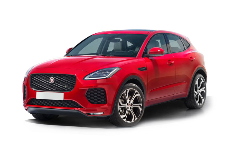 Jaguar E-PACE SUV AWD 2.0 i 200PS R-Dynamic HSE 5Dr Auto [Start Stop] front view