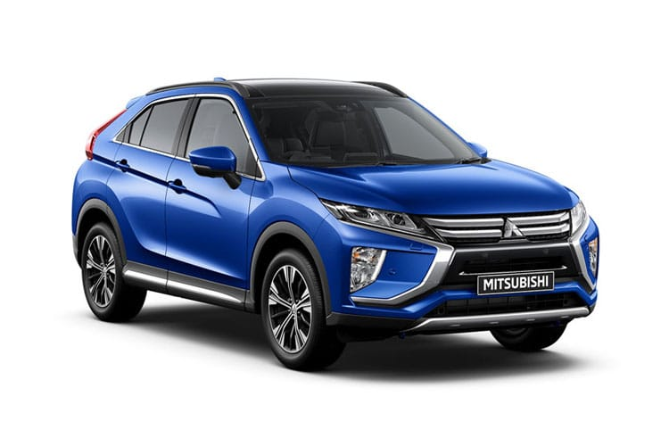 Mitsubishi Eclipse Cross SUV 1.5 T 163PS Design SE 5Dr CVT [Start Stop] front view