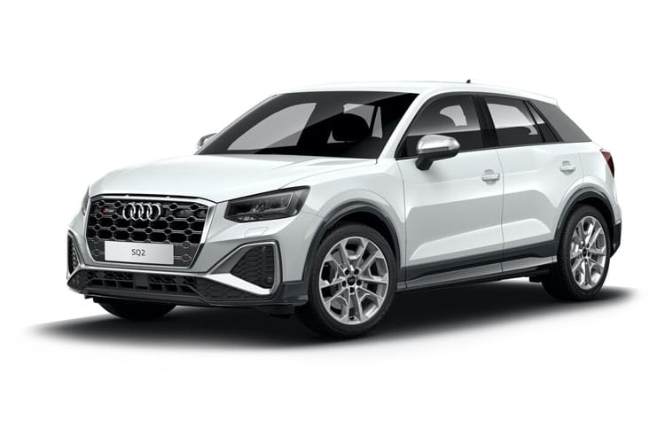 Audi Q2 35 SUV 5Dr 1.5 TFSI CoD 150PS Black Edition 5Dr Manual [Start Stop] [Comfort Sound] front view