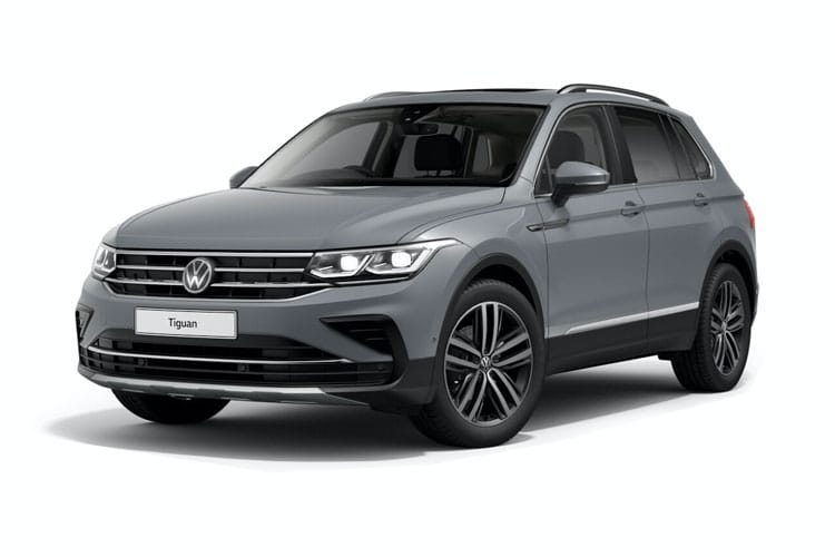 Volkswagen Tiguan SUV 2wd SWB 1.5 TSI 150PS Elegance 5Dr DSG [Start Stop] front view
