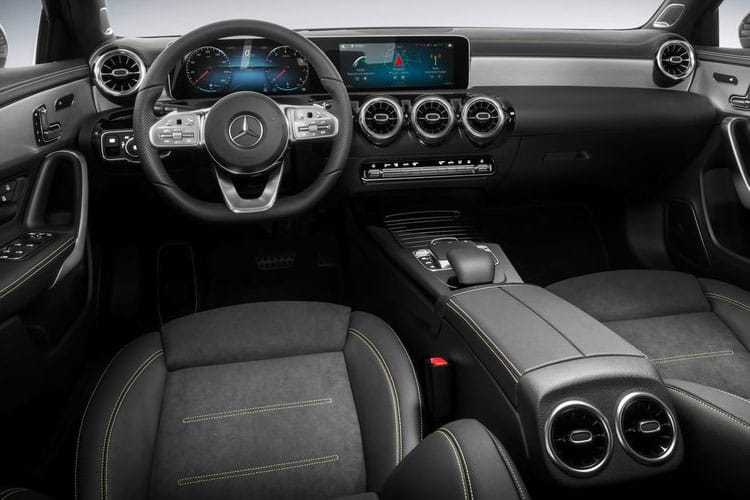Mercedes-Benz A Class A200 Hatch 5Dr 2.0 d 150PS Sport 5Dr 8G-DCT [Start Stop] inside view