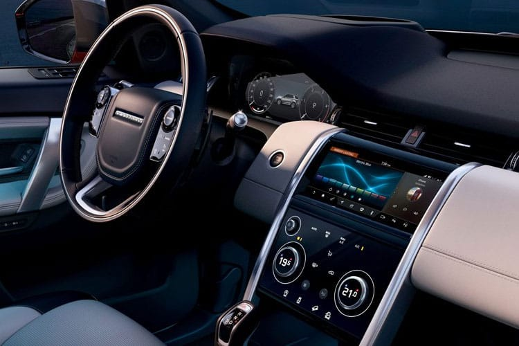 Land Rover Discovery Sport SUV 2.0 D MHEV 163PS R-Dynamic S Plus 5Dr Auto [Start Stop] [7Seat] inside view