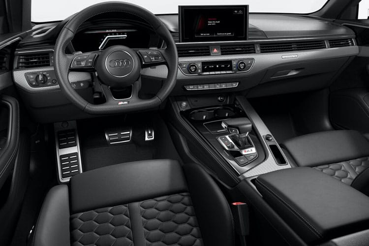 Audi A4 35 Avant 5Dr 2.0 TDI 163PS Sport Edition 5Dr S Tronic [Start Stop] inside view