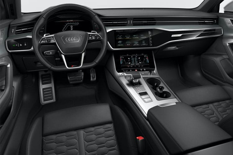 Audi A6 50 allroad quattro 5Dr 3.0 TDI V6 286PS Sport 5Dr Tiptronic [Start Stop] inside view