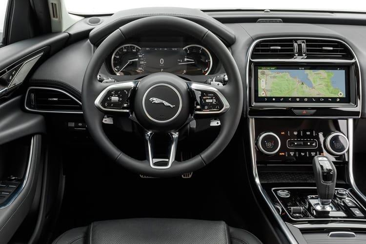 Jaguar XE Saloon 2.0 d 180PS R-Dynamic HSE 4Dr Auto [Start Stop] inside view